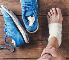 Ankle & Foot Injuries
